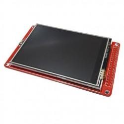 """TFT320QVT Pantalla táctil para Arduino 3.2"""" 320X240 65K + SD"""
