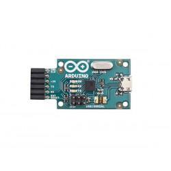 Microconvertidor de USB 2 a serie Arduino Original