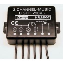 Organo luminoso 1000W [M007]