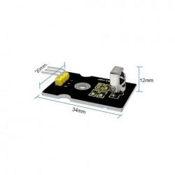 Módulo digital receptor de infrarrojos para Arduino y Funduino