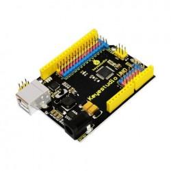 Placa KEY UNO R3 para desarrollos AtMEGA328P y Compatible Arduino