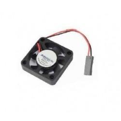 Ventilador ficción con conector dupont 30X30X7.5MM DC5V/0.2A/1W