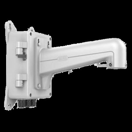 Soporte de pared con caja de conexiones para cámaras domo motorizadas
