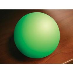 Mini bola luminosa de colores alternos con 7 programas alternos 3xLR44