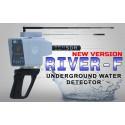 Detector de agua de largo alcance River-F PLUS