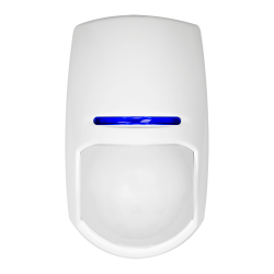 Detector PIR de doble tecnología Pyronix antimascotas