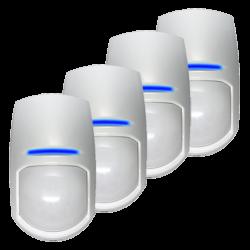 Pack de 10 Detectores PIR KX15DTAM Pyronix para interior