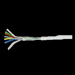 Bobina de Cobre de 100 Metros y 6 cables. Conductor de Cobre Flexible
