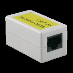 Conector para empalme de cable UTP RJ45 Categoría 5E para cámaras CCVT