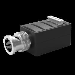Transceptor activo emisor optimizado para HDTVI / HDCVI / AHD BNC/UTP