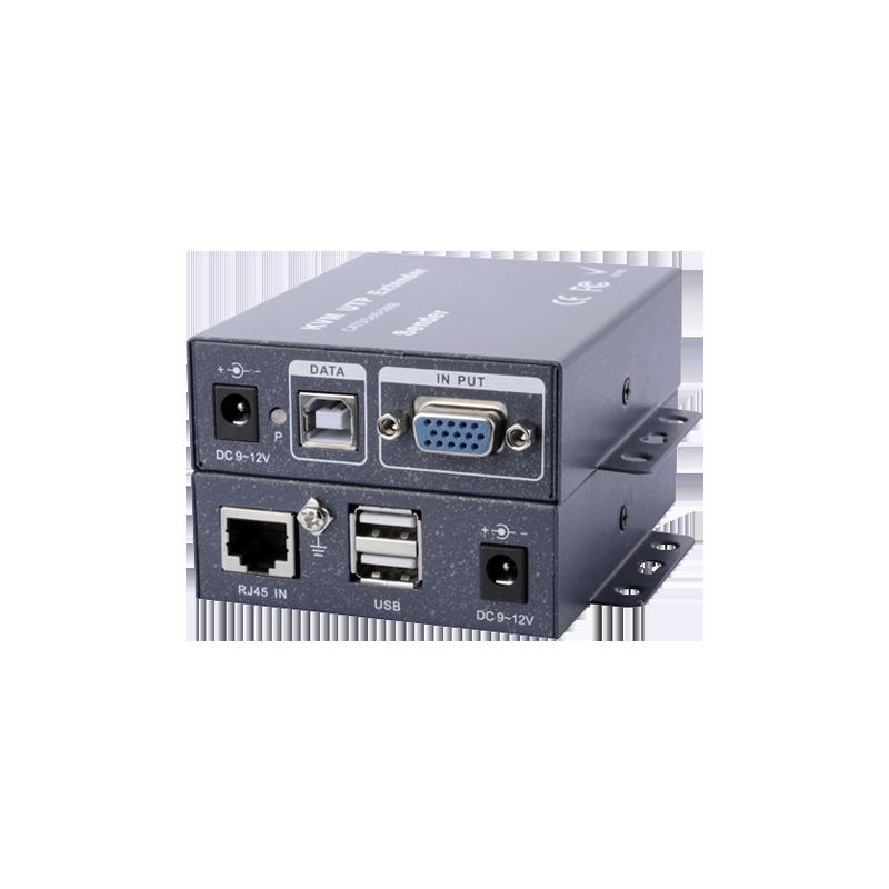 Extensor de señal VGA/USB por UTP categoría 5/5e/6