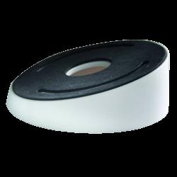 Caja de conexiones Para cámaras domo Apto para uso exterior Instalación en techo inclinado