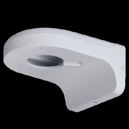 Soporte de pared Para cámaras domo Apto para uso en exterior
