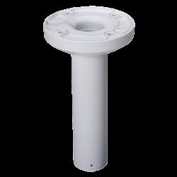 Soporte techo Altura 240 mm Apto para uso en exterior