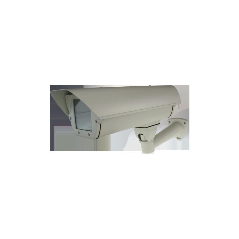 Carcasa protectora de alta gama con ventilador y calefactor.