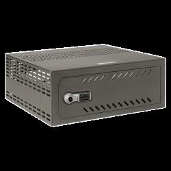 Caja fuerte para DVR menor de 1U rack, para CCTV y cerradura electrónica