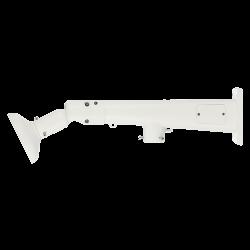 Soporte de pared para cámaras de seguridad Fisheye+PTZ uso en exterior