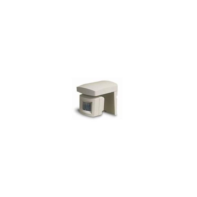 Detector IR control de sensibilidad, temporizador, celula Fotoelectrica Abanico 90º 12v