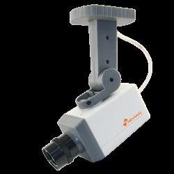 Camara de vigilancia tipo box simulada no operativa