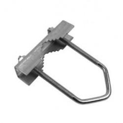 Abrazadera herradura M6 / ø 45 mm