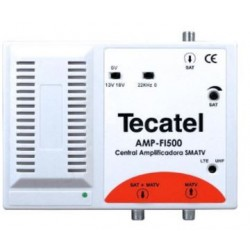 Amplificador FI Tecatel 35 dB LTE