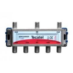 Derivador Class A, 5-2400 Mhz, 2 salidas, 20 dB