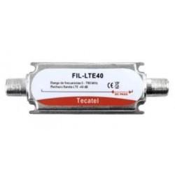 Filtro LTE de 40 dB