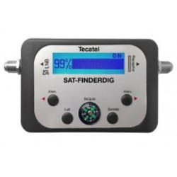 Apuntador satélite digital
