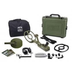 Detector de oro y metales ATX con su DeepSeeker Package con dos platos