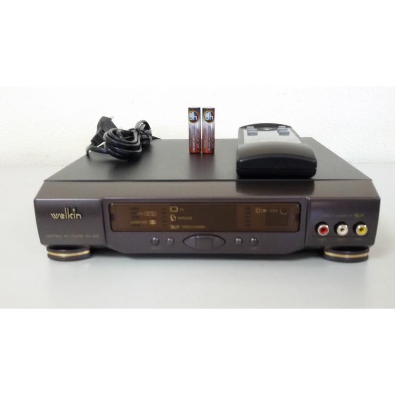 Conmutador Automatico sistemas AV