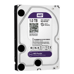 "Disco duro Western Digital de 1TB 3.5"" SATA ideal para videovigilancia"