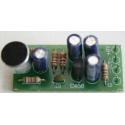 Circuito condensador con Pre-amp.
