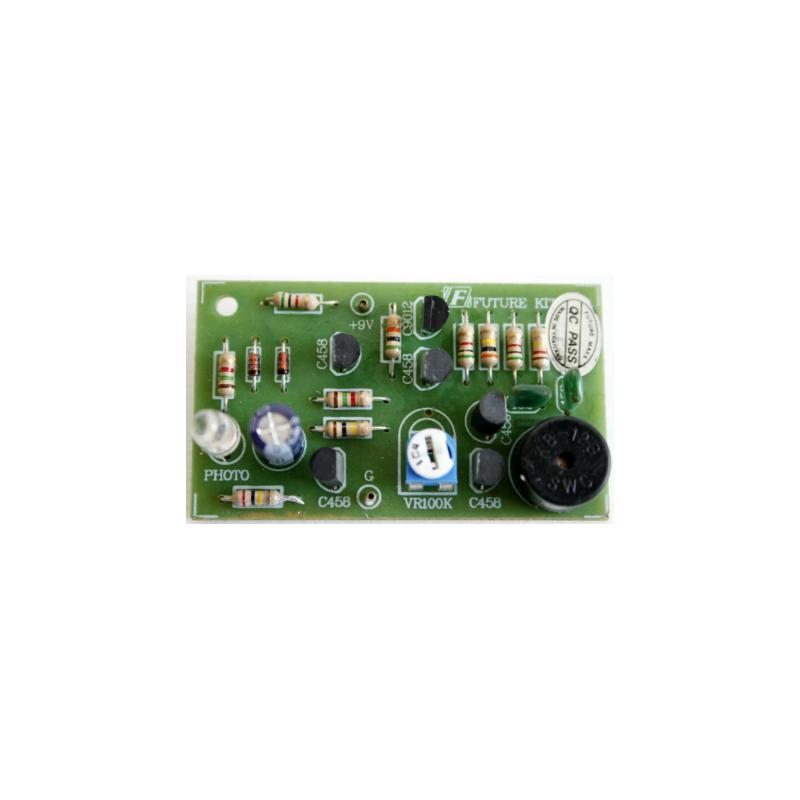 Kit electrónico para montar una Advertencia de cierre de refrigerador