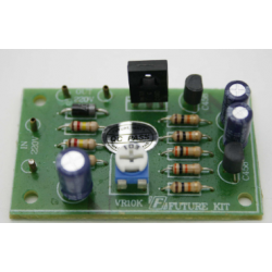 AC Flasher 1 CH. 220 V. 700 W.