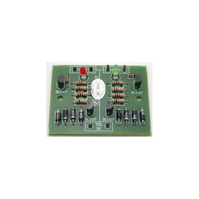 Kit electrónico para montar una Protección privada telefónica