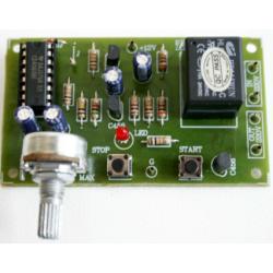 Kit electrónico para montar un Interruptor automático. Tiempo: 3 Horas