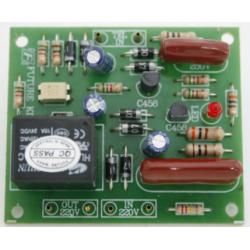 Kit electrónico para montar una Señal luminosa de llamada telefónica
