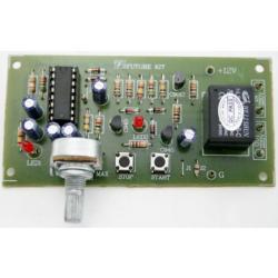 Kit para montar un Interruptor automático con multi-función por tiempo
