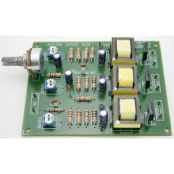 Kit electrónico para montar una luz de baile de 3 canales y 3 niveles