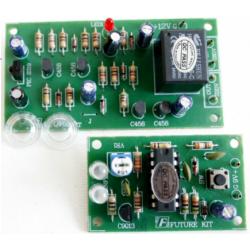 FK411: CONTROL REMOTO INFRARROJOS 50 pies 1 CH