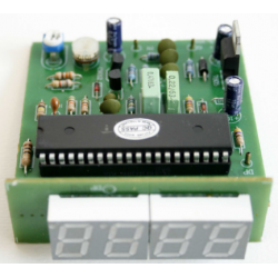 Medidor de voltaje AC 0-500V