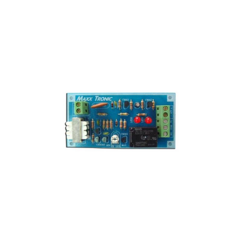 Circuito detector de incendios