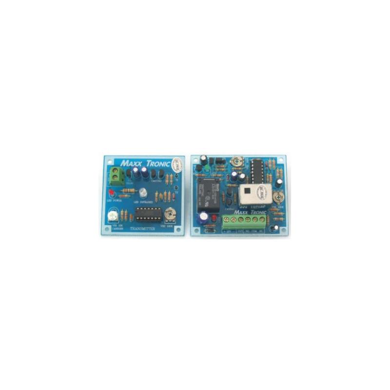 Sensor infrarrojo (TX/TR) (30 pies)
