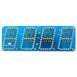 """Display de 7 segmentos dotado de LED's ultra brillantes pantalla de 3"""""""