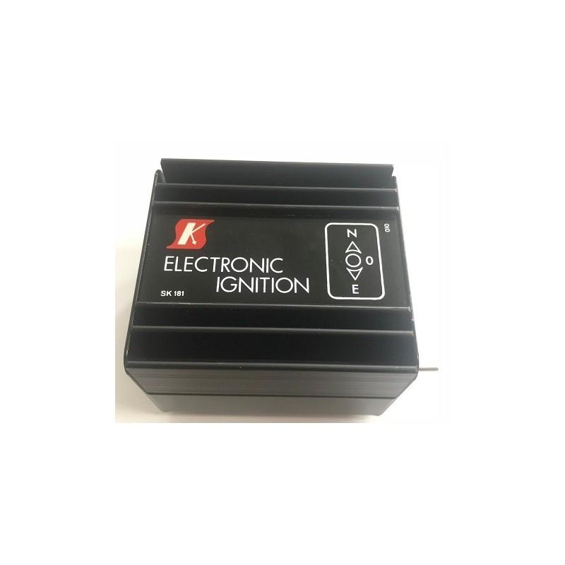 Encendido electrónico para coche