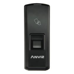 Lector biométrico de Control de acceso por huella y/o tarjeta Interior