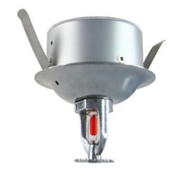 Mini cámara oculta espía camuflada en aspersor de agua simulado 2.8 mm