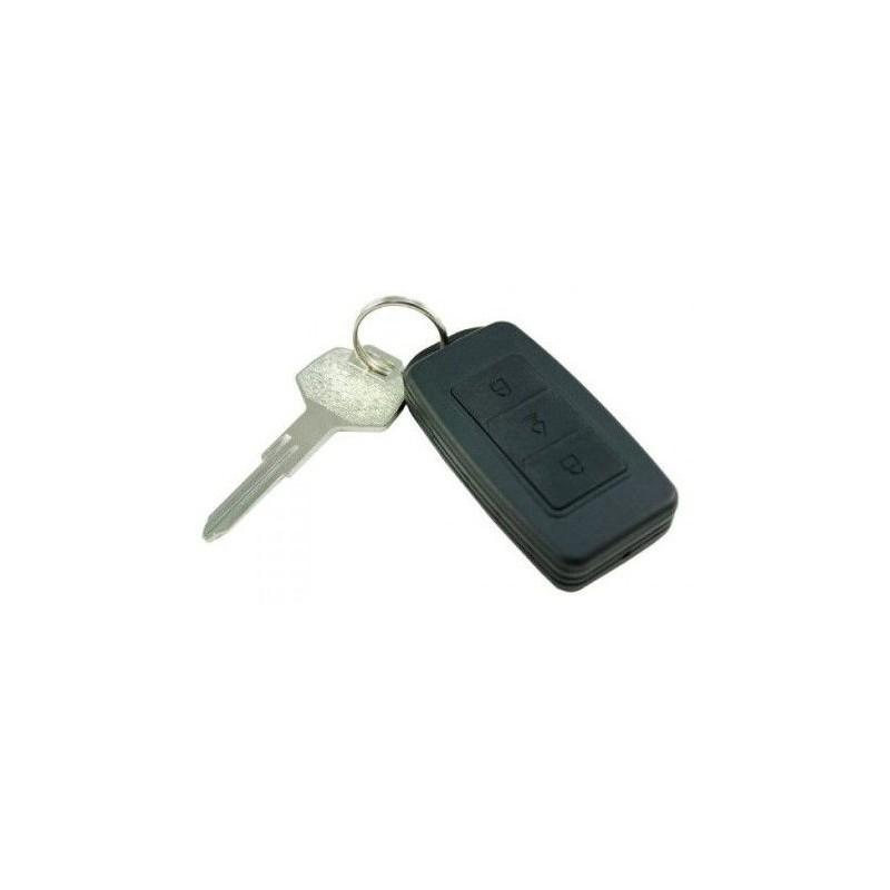 Grabadora de voz Lawmate oculta en un mando de coche con 2GB