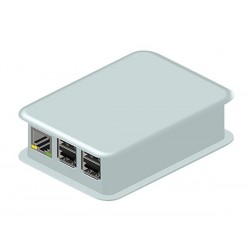 CARCASA PARA RASPBERRY PI 3 - COLOR BLANCO