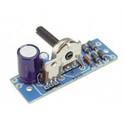 Fuente de alimentación 0...12V, MAX. 0,8A - Kit para montar